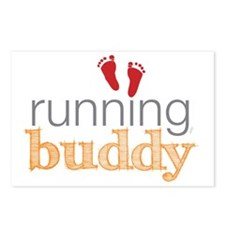 running buddy babyR Postcards (Package of 8)