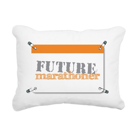 futureo Rectangular Canvas Pillow