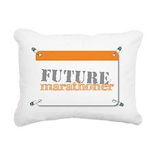 futureo Rectangular Canvas Pillow