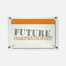 futureo Rectangle Magnet