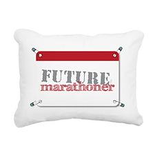 futurer Rectangular Canvas Pillow