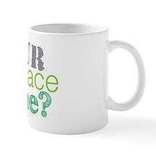 your pace feet Mug