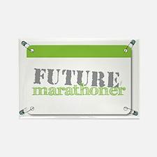futureg Rectangle Magnet