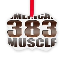 american muscle 383 Ornament