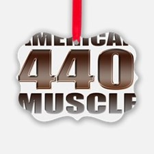 american muscle 440 Ornament