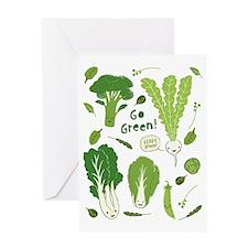 gogreenipad Greeting Card