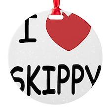 SKIPPY Ornament