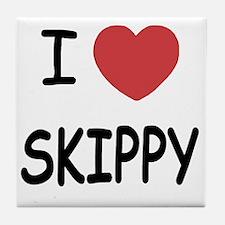 SKIPPY Tile Coaster