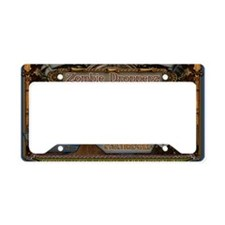zombiedroppersz License Plate Holder