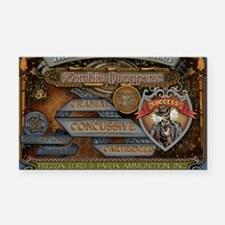 zombiedroppersz Rectangle Car Magnet