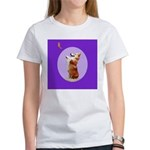 Begging Corgi Women's T-Shirt