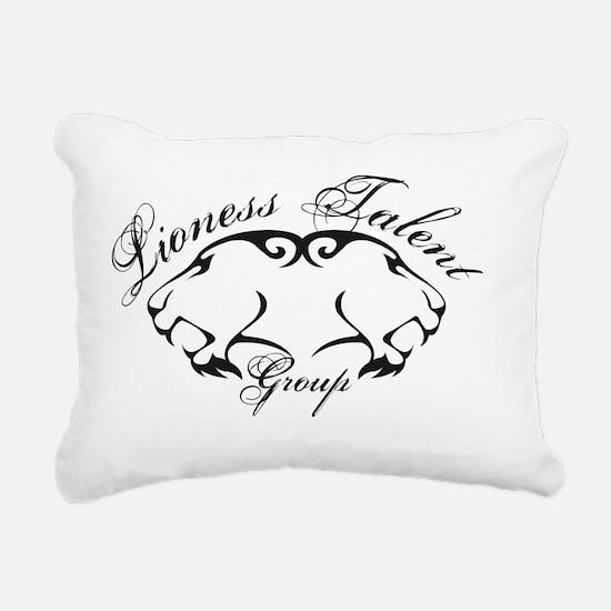 ltgtee Rectangular Canvas Pillow