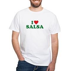 I Love Salsa Shirt