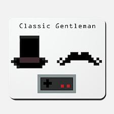 Classic Gentleman Mousepad