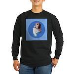 Italian Spinone Long Sleeve Dark T-Shirt