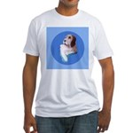 Italian Spinone Fitted T-Shirt