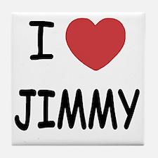 JIMMY Tile Coaster