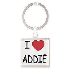 ADDIE Square Keychain