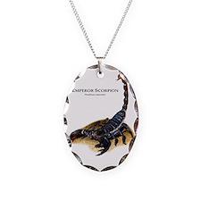 Emperor Scorpion Necklace