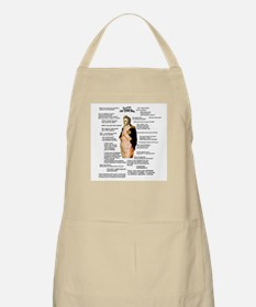 The Crooked/Tyrant Boss BBQ Apron
