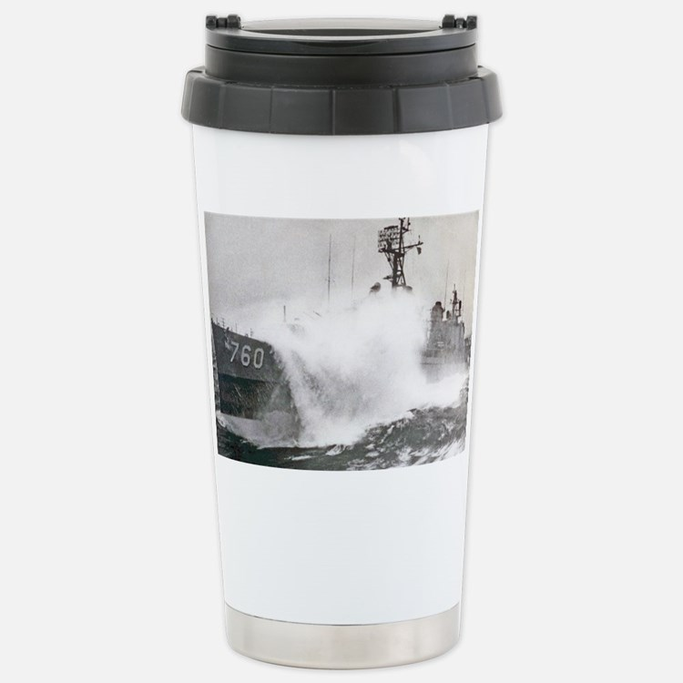 jwthomason large framed print Thermos Mug