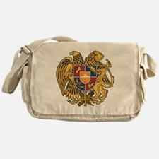 Armenia Coat of Arms Messenger Bag