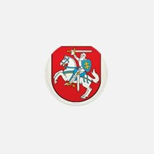 Lithuania Coat of Arms Mini Button