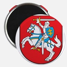 Lithuania Coat of Arms Magnet