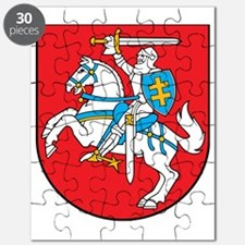 Lithuania Coat of Arms Puzzle