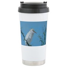 Cattle.Egret.in.Breeding.Plumag Travel Mug