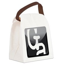 ga_LOGO_2012_700PX Canvas Lunch Bag