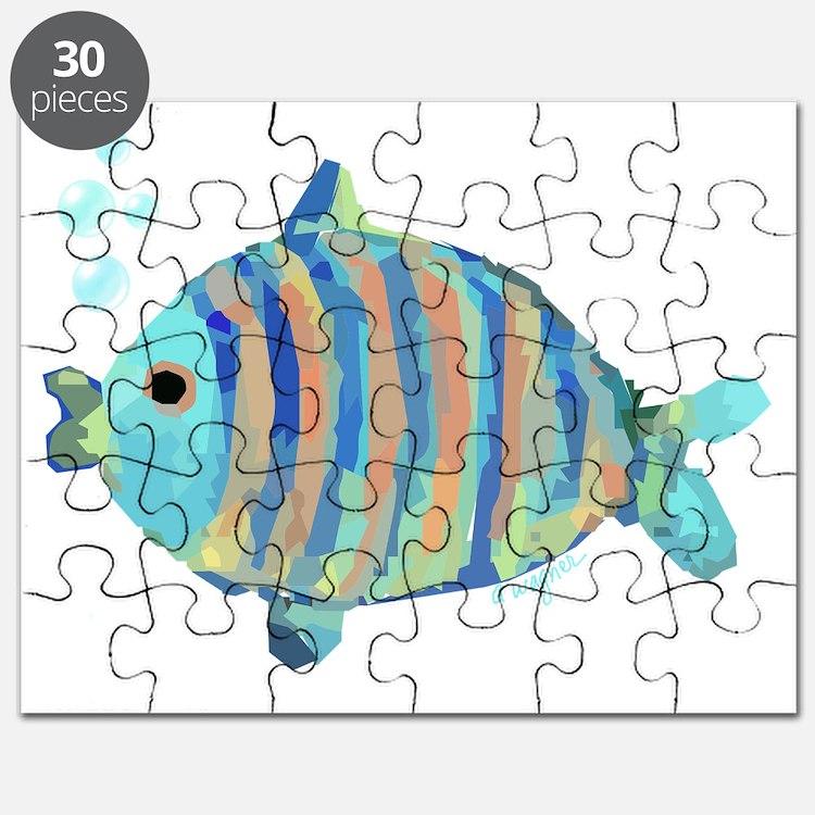 Big Fish Puzzle