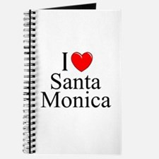 """I Love Santa Monica"" Journal"
