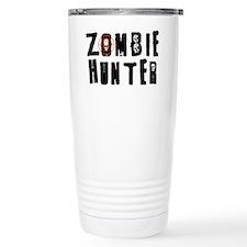 Zombie Hunter Travel Mug