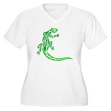 lizard_1 green 7x T-Shirt