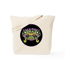 MGMaskRibTyHbR Tote Bag
