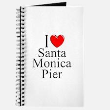 """I Love Santa Monica Pier"" Journal"