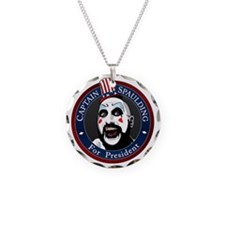 Captain Spaulding for Presid Necklace