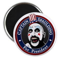 Captain Spaulding for President Magnet