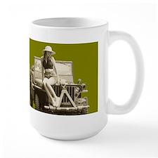 WW2 Army Jill Mug