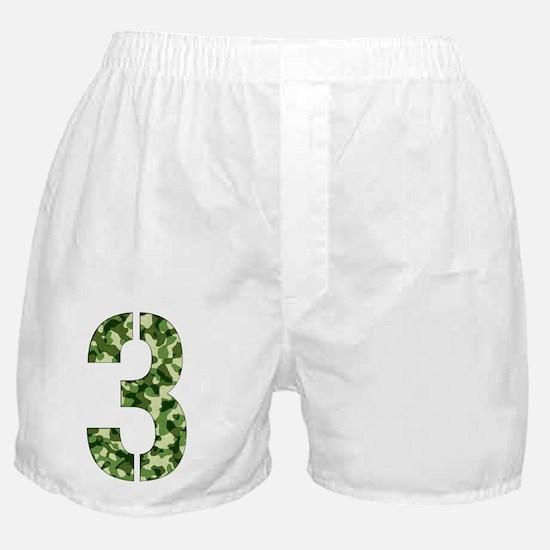 3 Boxer Shorts