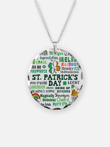 St Patricks Necklace