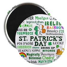 St Patricks Magnet