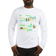 Phrases -dk Long Sleeve T-Shirt