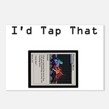 Id Tap That Postcards (Package of 8)
