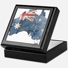 vintageAustralia7 Keepsake Box
