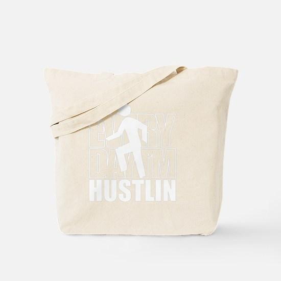 shuffHustlin1B Tote Bag
