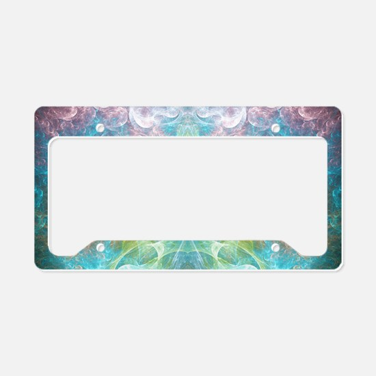 At the Gates of Heaven License Plate Holder