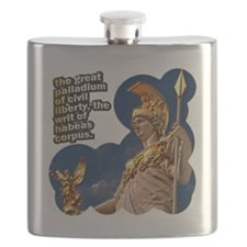Pallas Athena10x10 Flask