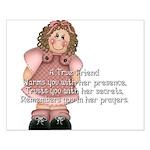 A True Friend... Small Poster
